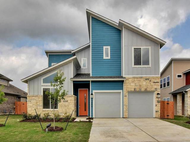 10917 Charger Way, Manor, TX 78653 (#5752099) :: First Texas Brokerage Company
