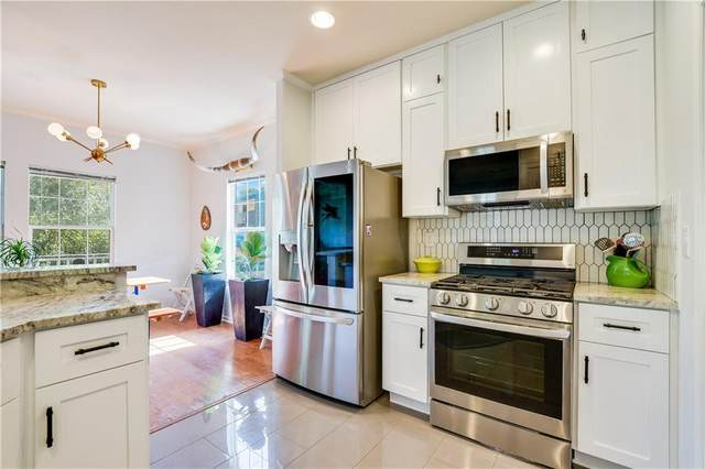 4500 Hank Ave B, Austin, TX 78745 (#5764133) :: The Perry Henderson Group at Berkshire Hathaway Texas Realty