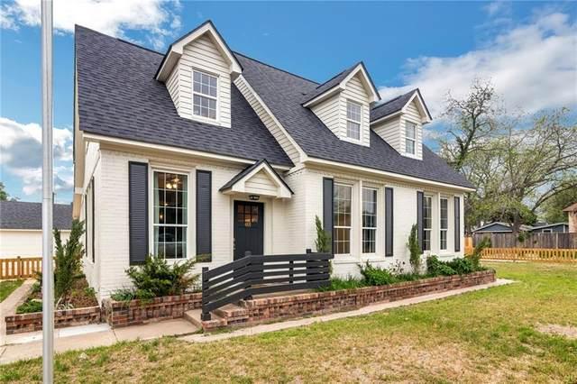 401 E 4th St, Hallettsville, TX 77964 (#5769755) :: Azuri Group   All City Real Estate