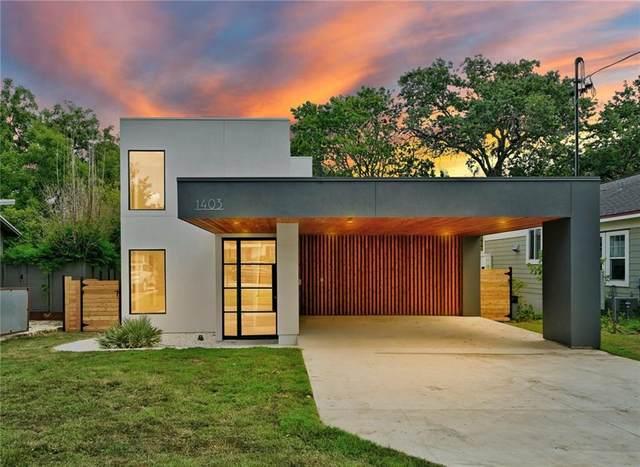 1403 Garner Ave, Austin, TX 78704 (#5788917) :: Papasan Real Estate Team @ Keller Williams Realty