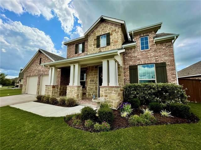301 Miracle Rose Way, Liberty Hill, TX 78642 (#5852076) :: Papasan Real Estate Team @ Keller Williams Realty