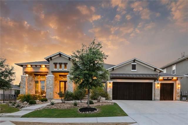 101 Rancho Trl, Georgetown, TX 78628 (MLS #5923339) :: Brautigan Realty