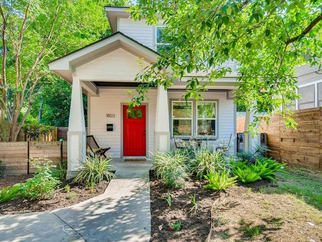 1803 Pequeno St, Austin, TX 78757 (#5954538) :: Zina & Co. Real Estate