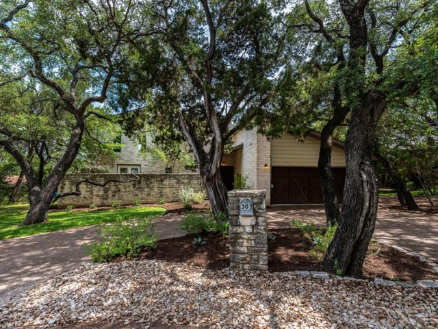 303 Buckeye Trl, West Lake Hills, TX 78746 (#5971008) :: The Perry Henderson Group at Berkshire Hathaway Texas Realty