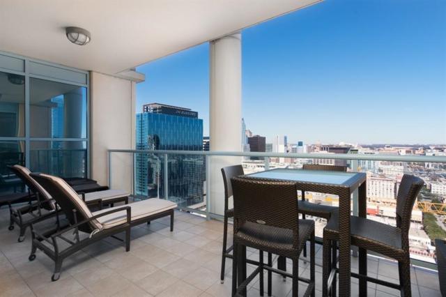 98 San Jacinto Blvd #2503, Austin, TX 78701 (#6045438) :: Ben Kinney Real Estate Team