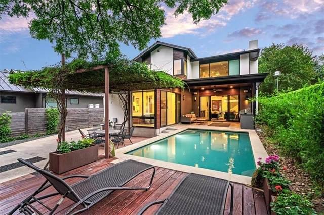 1608 Juliet St, Austin, TX 78704 (#6046326) :: Papasan Real Estate Team @ Keller Williams Realty