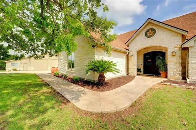 120 Oak Meadow Trl, Spicewood, TX 78669 (#6072997) :: Papasan Real Estate Team @ Keller Williams Realty