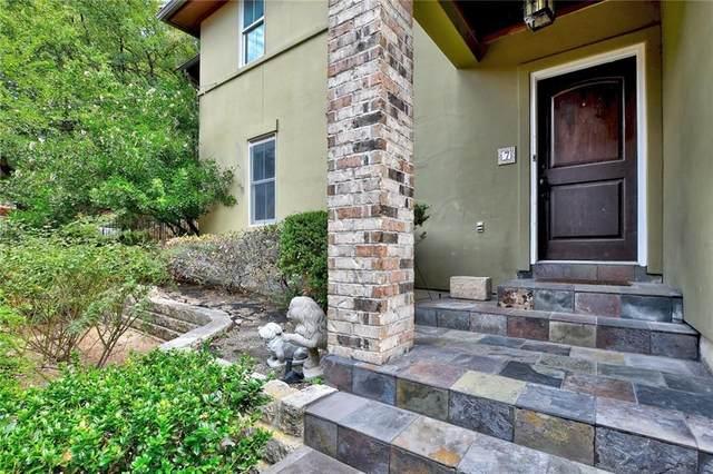 2101 N Lamar Blvd #7, Austin, TX 78705 (#6083470) :: Zina & Co. Real Estate