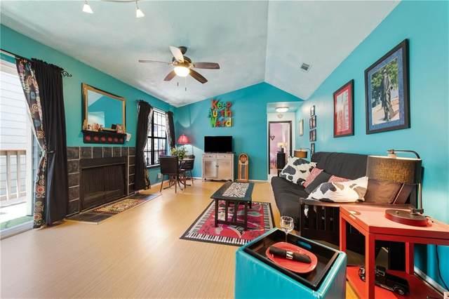 2215 Post Rd #2075, Austin, TX 78704 (#6091523) :: Papasan Real Estate Team @ Keller Williams Realty