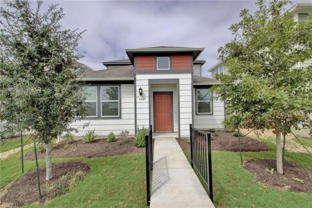 5407 Golden Canary Lane, Austin, TX 78723 (#6120280) :: Amanda Ponce Real Estate Team