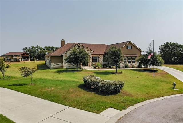 2521 Square Nail Cv, Leander, TX 78641 (#6154403) :: Papasan Real Estate Team @ Keller Williams Realty