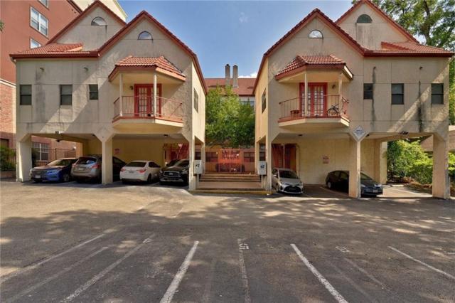 706 W 22nd St #207, Austin, TX 78705 (#6164993) :: Amanda Ponce Real Estate Team