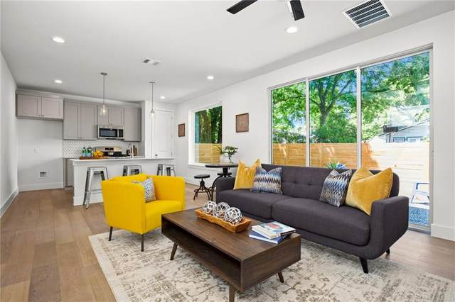1306 Justin Ln #2, Austin, TX 78757 (#6184778) :: All City Real Estate