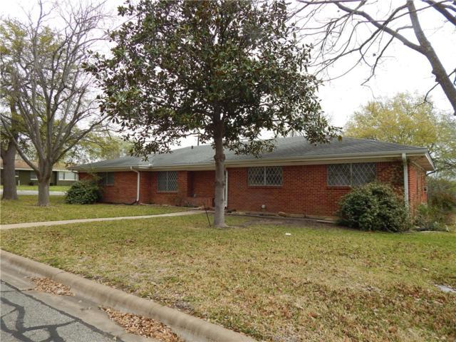 1601 Pecan St, Georgetown, TX 78626 (#6187053) :: Ben Kinney Real Estate Team
