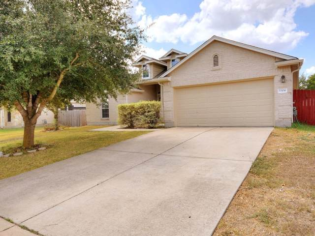 1304 Samson Dr, Hutto, TX 78634 (#6196582) :: The Perry Henderson Group at Berkshire Hathaway Texas Realty