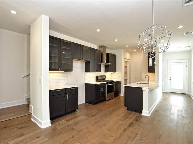 4400 Gillis St A, Austin, TX 78745 (#6245043) :: Papasan Real Estate Team @ Keller Williams Realty