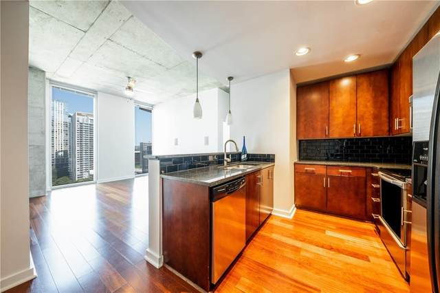 360 Nueces St #1514, Austin, TX 78701 (#6251113) :: Azuri Group | All City Real Estate