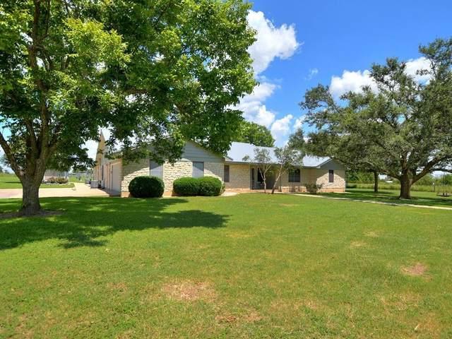 250 Miller Hill Rd, Georgetown, TX 78626 (#6339386) :: Papasan Real Estate Team @ Keller Williams Realty