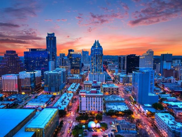 555 E 5th St #2722, Austin, TX 78701 (#6356735) :: Carter Fine Homes - Keller Williams NWMC
