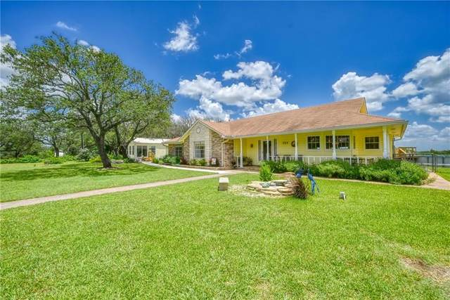 504 N Avenue N, Johnson City, TX 78636 (#6402024) :: Papasan Real Estate Team @ Keller Williams Realty