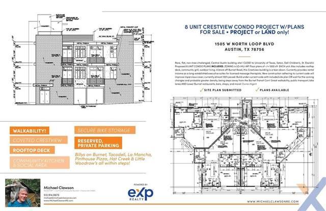 1505 W North Loop Blvd, Austin, TX 78756 (#6404152) :: Papasan Real Estate Team @ Keller Williams Realty