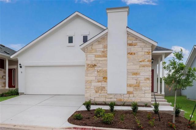 13701 Ronald Reagan Blvd #9, Cedar Park, TX 78613 (#6453206) :: The Heyl Group at Keller Williams