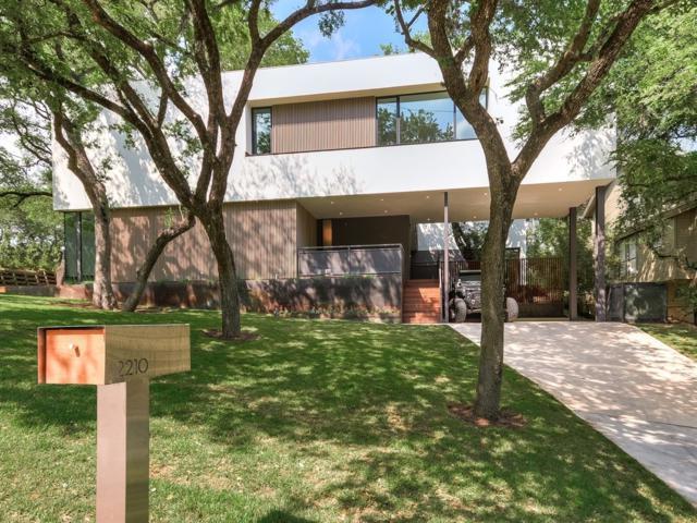 2210 Westlake Dr, Austin, TX 78746 (#6488908) :: Amanda Ponce Real Estate Team