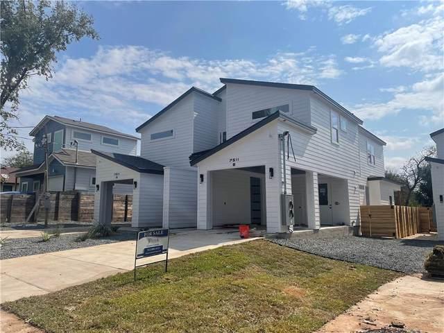 7511 Bethune Ave A, Austin, TX 78752 (MLS #6530799) :: Brautigan Realty