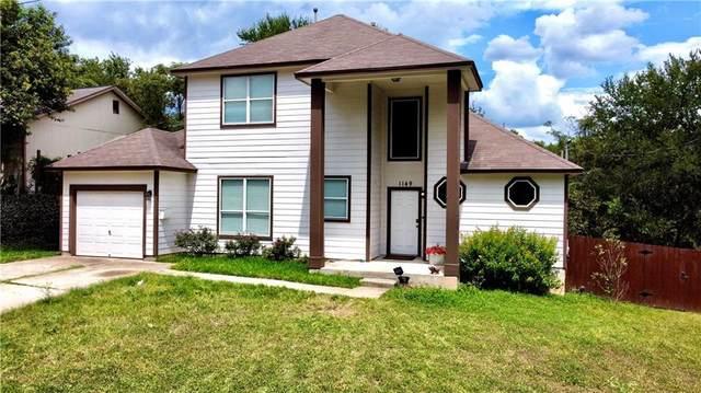 1149 Lott Ave, Austin, TX 78721 (#6663524) :: Papasan Real Estate Team @ Keller Williams Realty