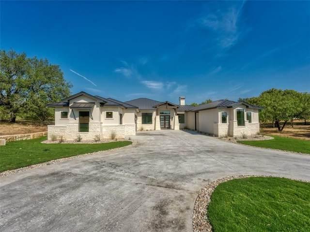 218 Florentine, Horseshoe Bay, TX 78657 (#6681611) :: First Texas Brokerage Company