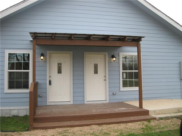 211 W Shaw St, Taylor, TX 76574 (#6746190) :: Zina & Co. Real Estate