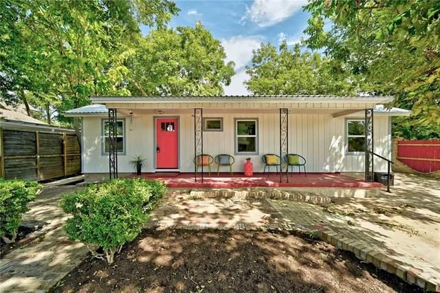 1810 Riverview St A, Austin, TX 78702 (#6797039) :: Papasan Real Estate Team @ Keller Williams Realty