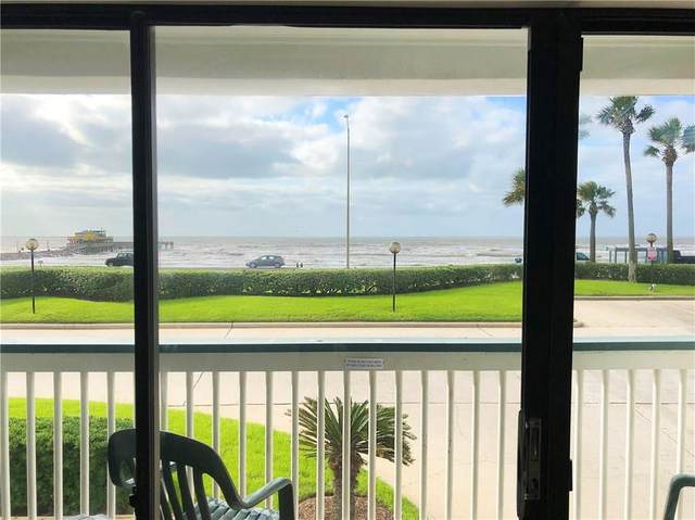 6102 Seawall Blvd #150, Galveston, TX 77550 (#6830034) :: Azuri Group | All City Real Estate