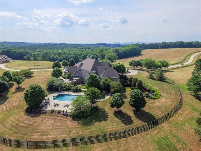 822 Poplar Springs Rd, Out of State, SC 29693 (MLS #6875219) :: Brautigan Realty