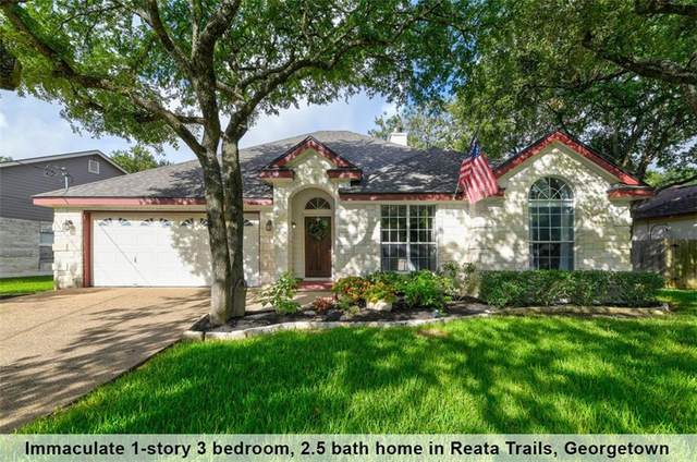 123 Canyon Rd, Georgetown, TX 78628 (#6883037) :: The Perry Henderson Group at Berkshire Hathaway Texas Realty