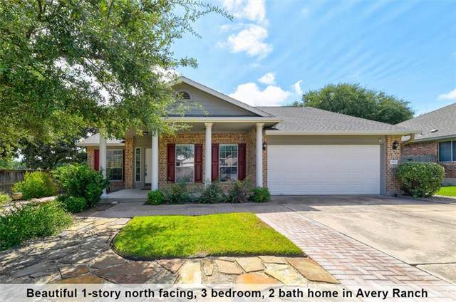 14533 Wharton Park Trl, Austin, TX 78717 (#6913865) :: Front Real Estate Co.