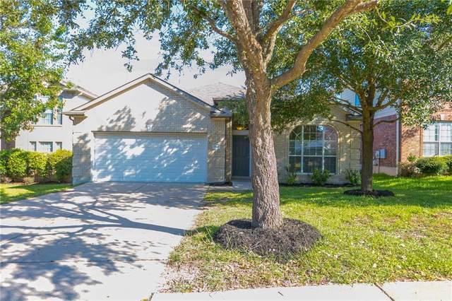 3419 Shiraz Loop, Round Rock, TX 78665 (#6921635) :: Papasan Real Estate Team @ Keller Williams Realty