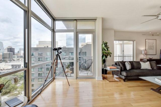 603 Davis St #1803, Austin, TX 78701 (#6973375) :: Papasan Real Estate Team @ Keller Williams Realty
