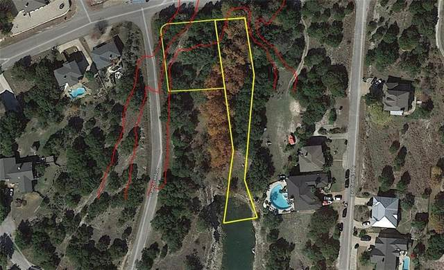 2507 Hancock Ave, Lago Vista, TX 78645 (#6990637) :: Green City Realty