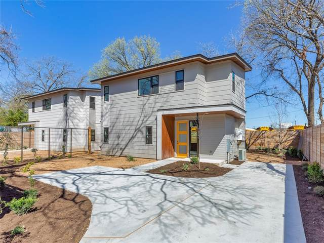 3612 Thompson St B, Austin, TX 78702 (#6997104) :: The Perry Henderson Group at Berkshire Hathaway Texas Realty