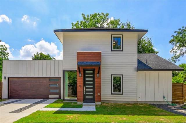 105 W Odell St #1, Austin, TX 78752 (#6997364) :: The Heyl Group at Keller Williams