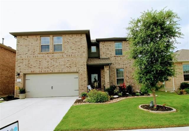 5401 Vanner Path, Georgetown, TX 78626 (#7029309) :: Watters International