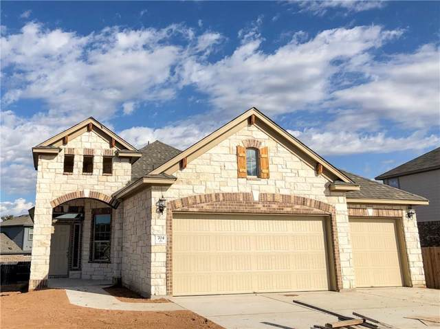 704 Coltrane Dr, Pflugerville, TX 78660 (#7043653) :: Douglas Residential