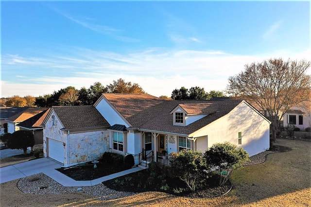 306 Dove Hollow Trl, Georgetown, TX 78633 (#7054835) :: Douglas Residential
