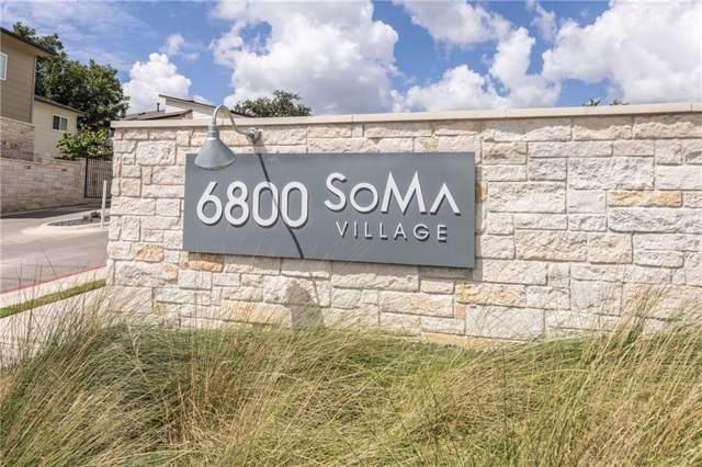6800 Manchaca Rd #33, Austin, TX 78745 (#7057816) :: Ana Luxury Homes