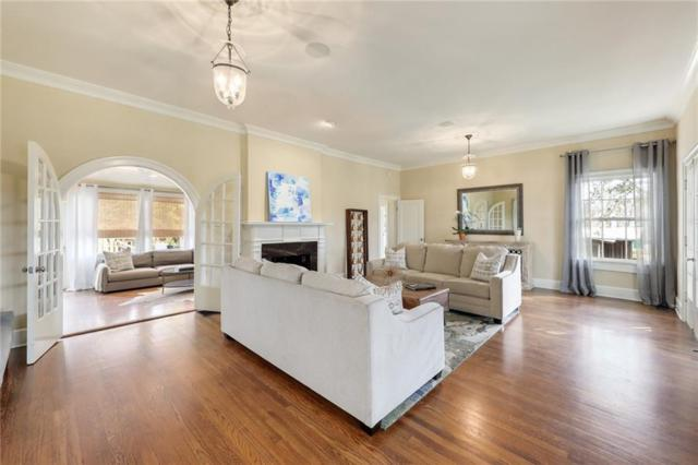 1704 Summit View Pl, Austin, TX 78703 (#7065061) :: Ana Luxury Homes