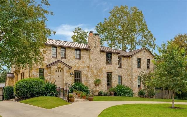 108 Gatewood Ct, Terrell Hills, TX 78209 (MLS #7069851) :: Brautigan Realty