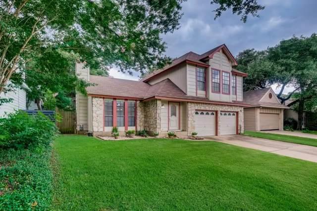 13104 New Boston Bnd, Austin, TX 78729 (#7100358) :: Papasan Real Estate Team @ Keller Williams Realty
