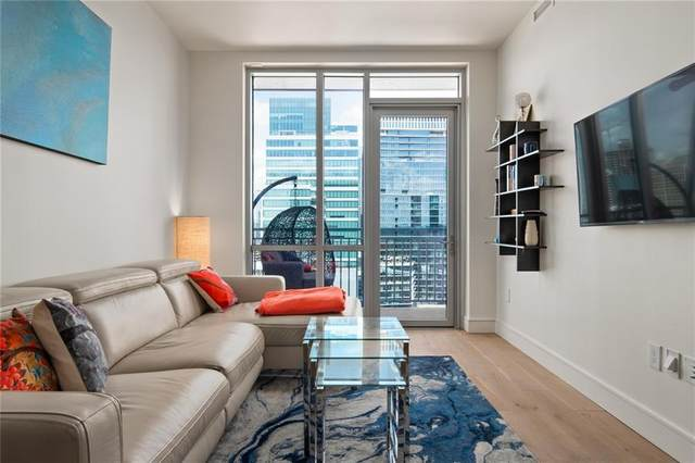 222 West Ave #1903, Austin, TX 78701 (#7101273) :: Green City Realty