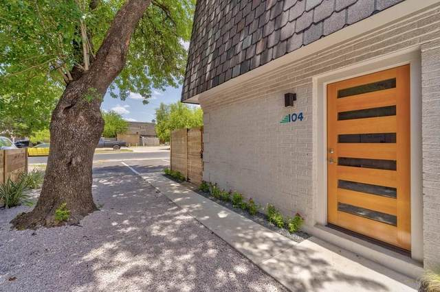 4800 West Gate Blvd #104, Austin, TX 78745 (#7105356) :: The Summers Group